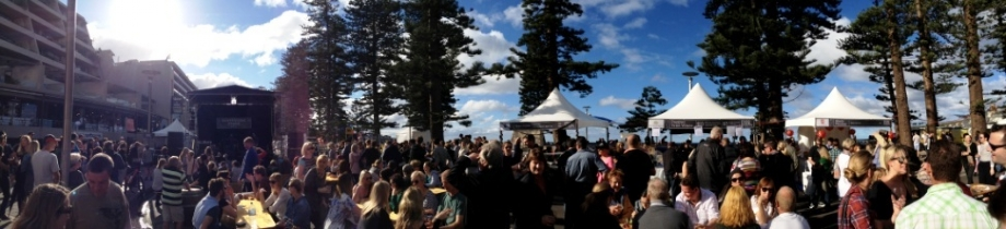 Manly Food, Wine & Sustainability Festival