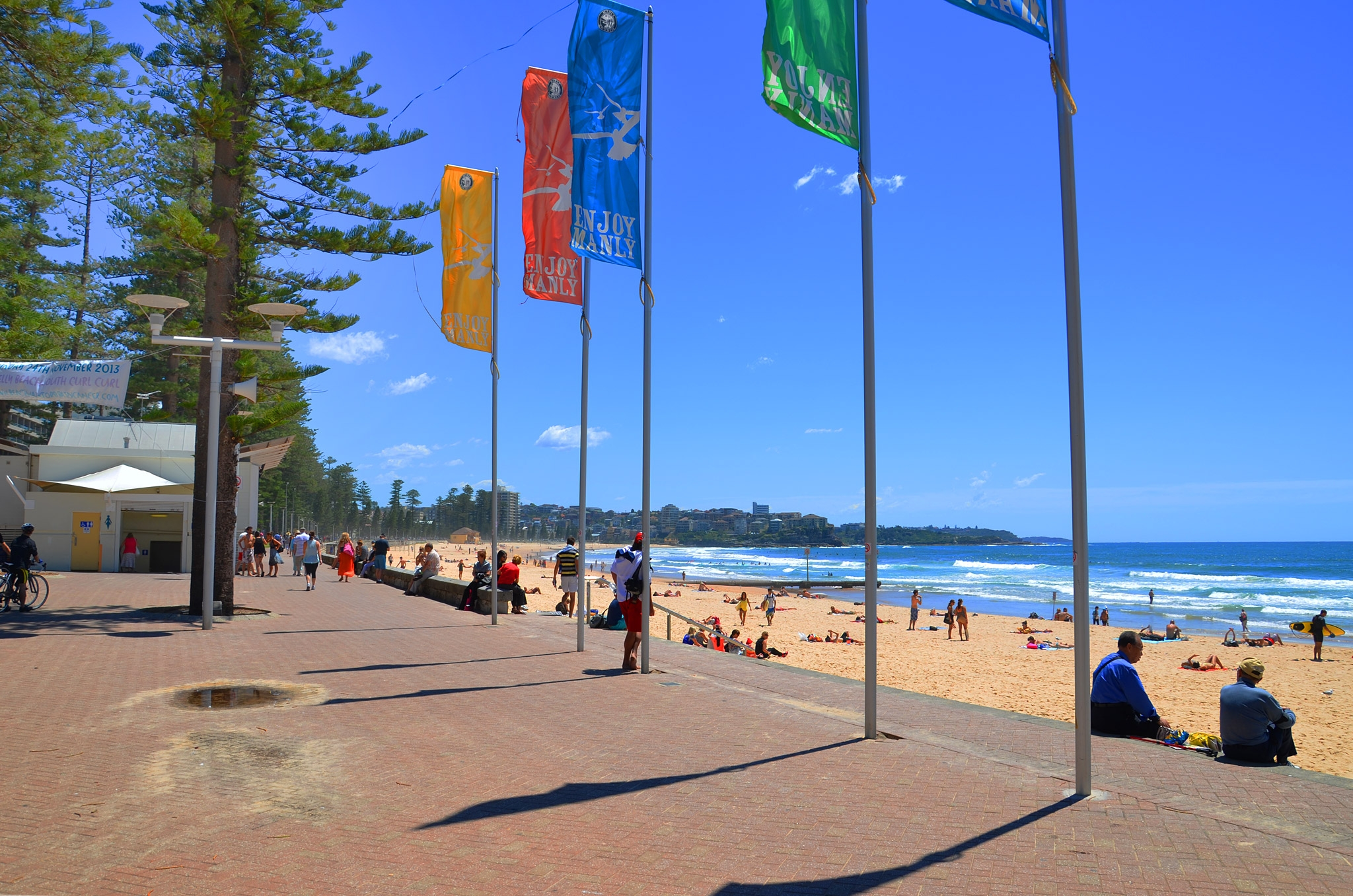 Manly Beach - Image ©2014 ManlyAustralia.com