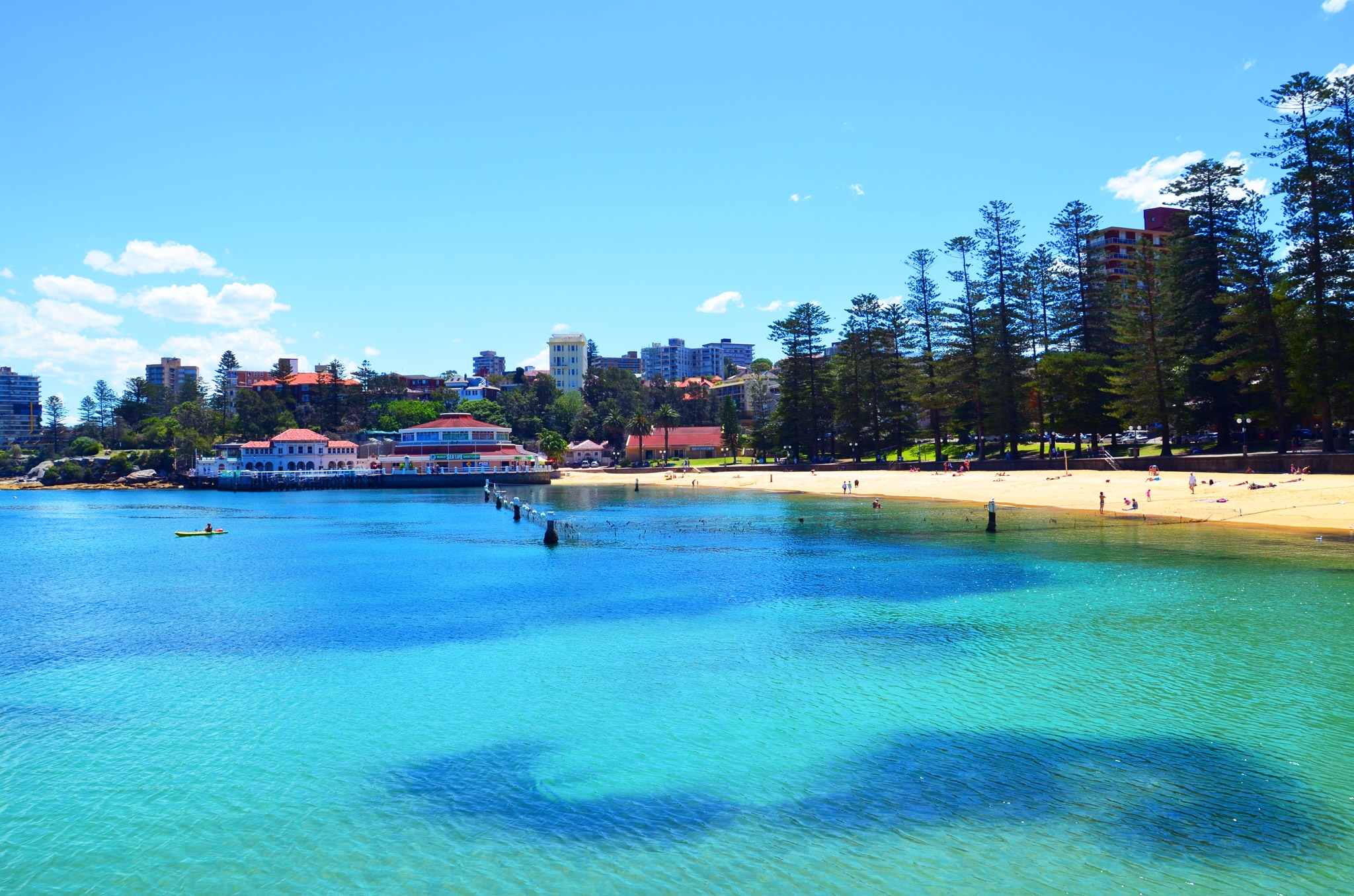 Manly Cove - Image �2014 ManlyAustralia.com