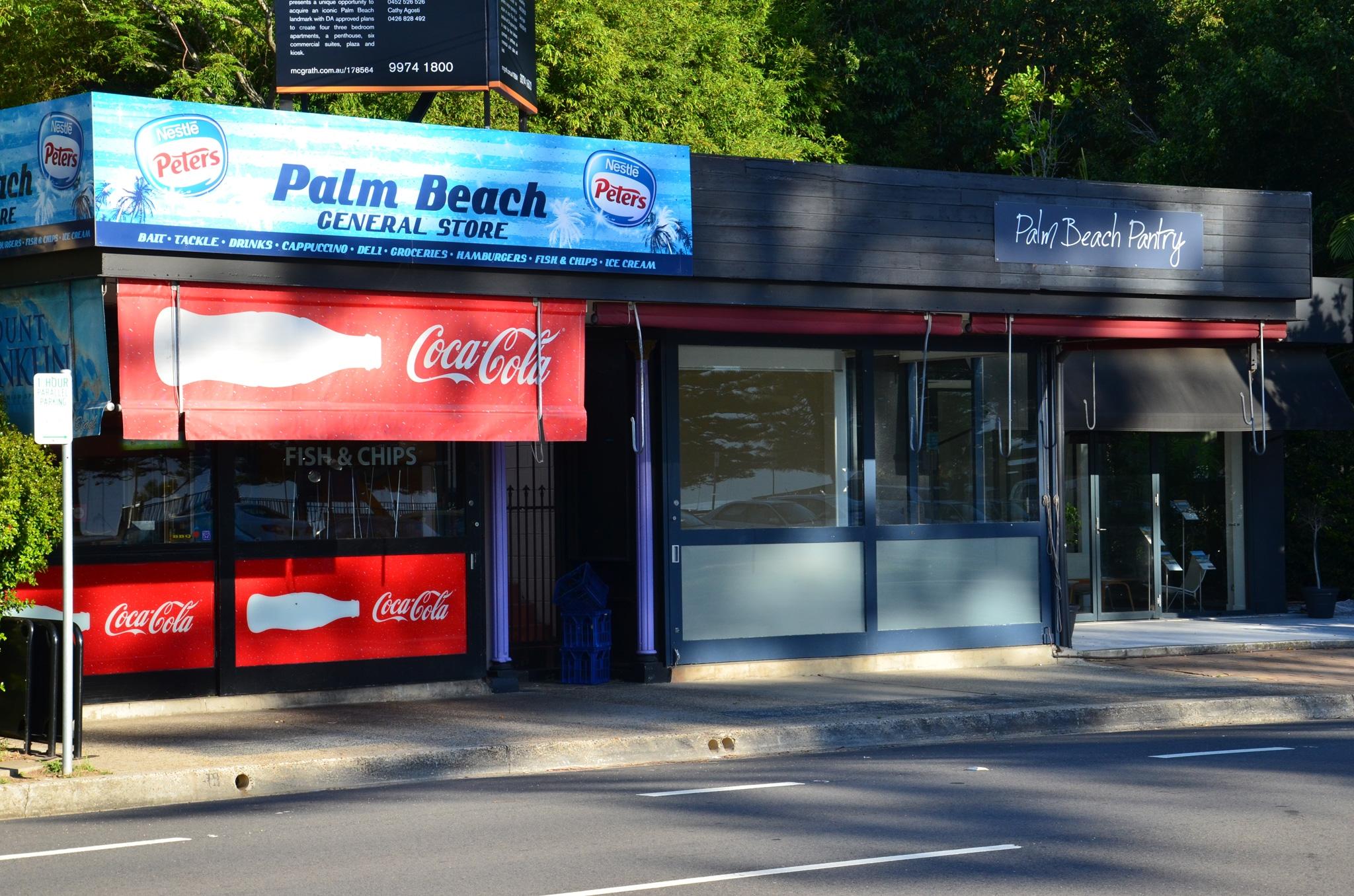 Palm Beach - Image �2014 ManlyAustralia.com