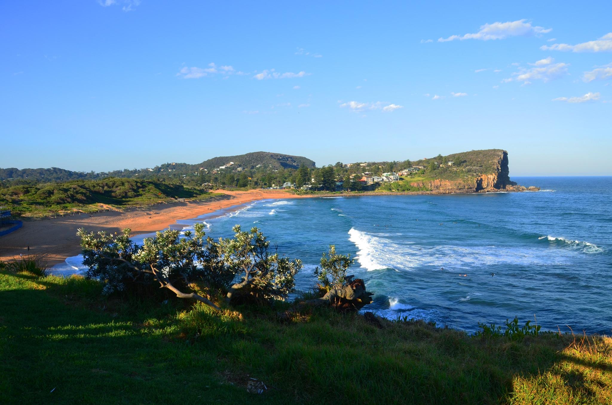 Avalon Beach -Image ©2014 ManlyAustralia.com
