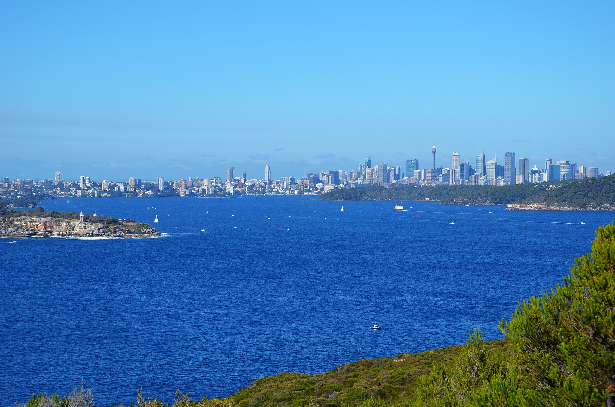 View from North Head - Image �2014 ManlyAustralia.com