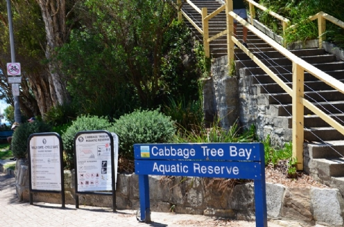 Cabbage Tree Bay Reserve