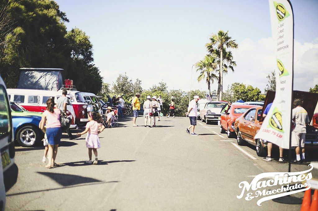 School Holiday Fun with Family Motor Show at Harbord Diggers