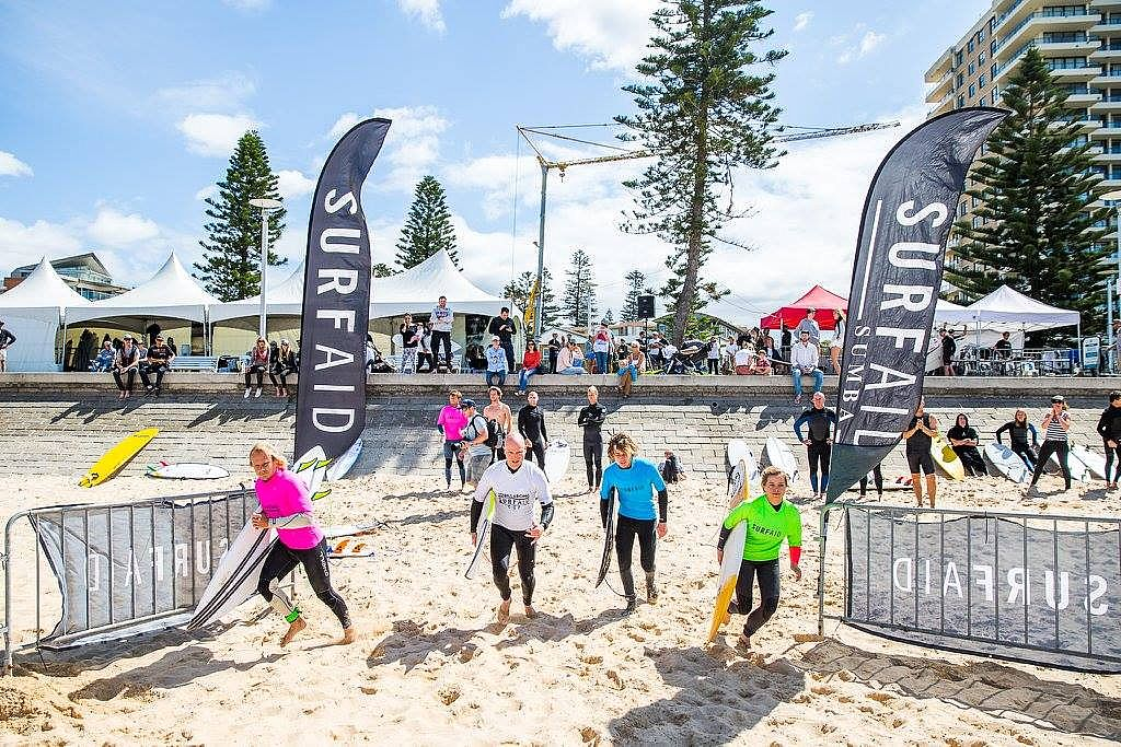 2017 SurfAid Cup Manly