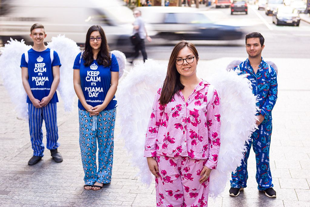 Help foster kids achieve their dreams this National Pyjama Day Friday 22 July