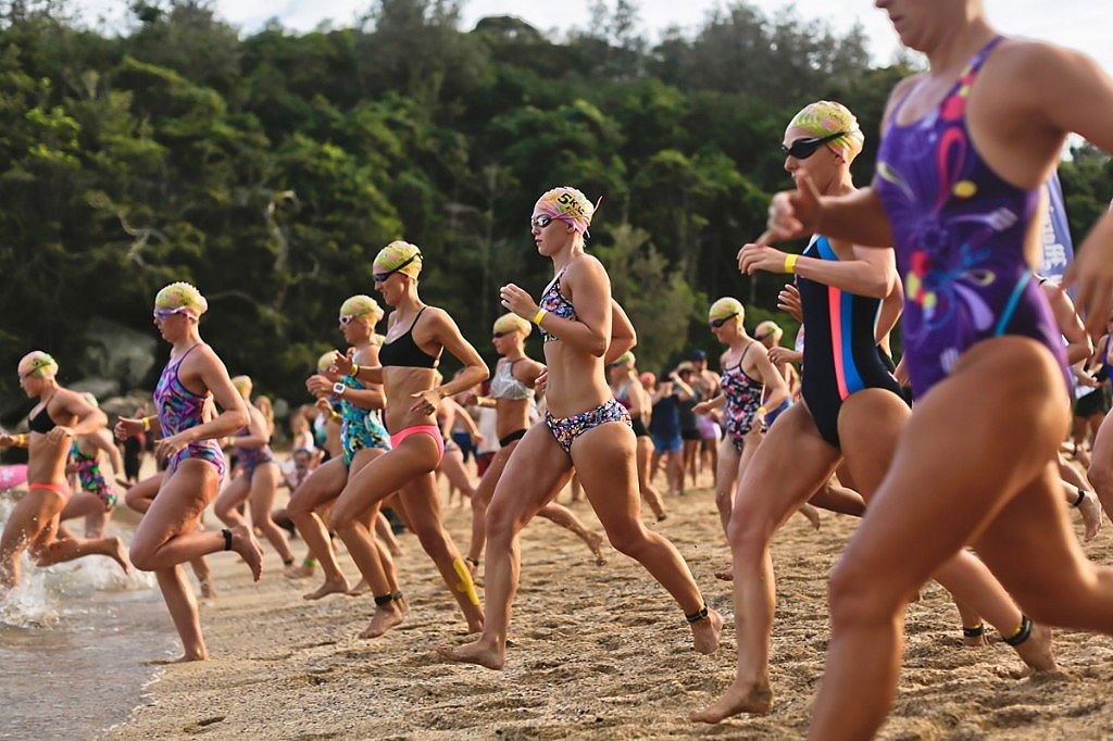 Sydney's Favourite Summer Run And Swim Weekend
