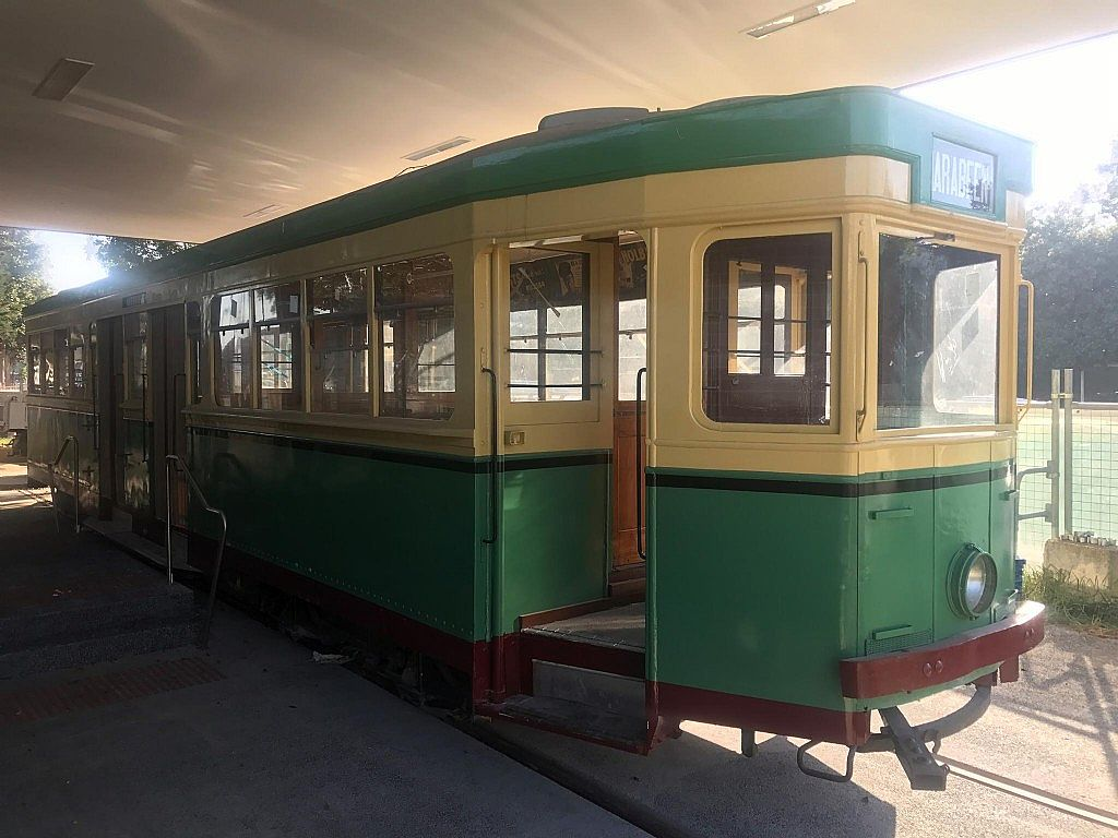 Restored Vintage Tram 'Number 1753' and Café Set to Open This Month