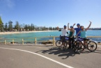 Group by Manly Beach
