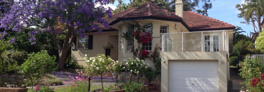 Jacaranda Bed and Breakfast