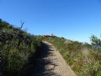 Pathway to Barrenjoey Lighthouse