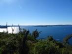 Views over Broken Bay to the Central Coast