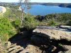 Smugglers Track back down to Pittwater