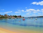 Manly Cove - Image ©2014 ManlyAustralia.com