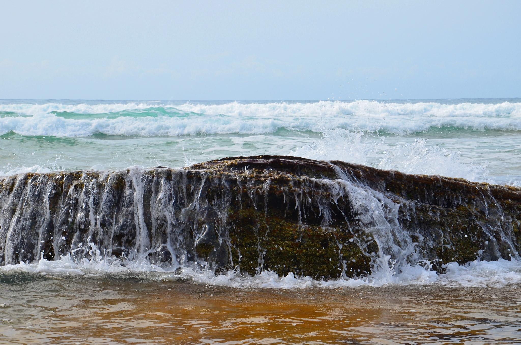 Bilgola Beach - Image ©2014 ManlyAustralia.com