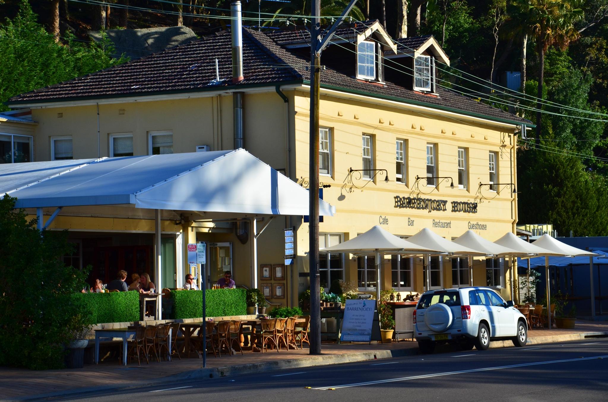 Barrenjoey - Image ©2014 ManlyAustralia.com