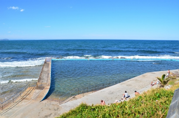 Collaroy ocean swimming pool manly northern beaches for Pool design northern beaches