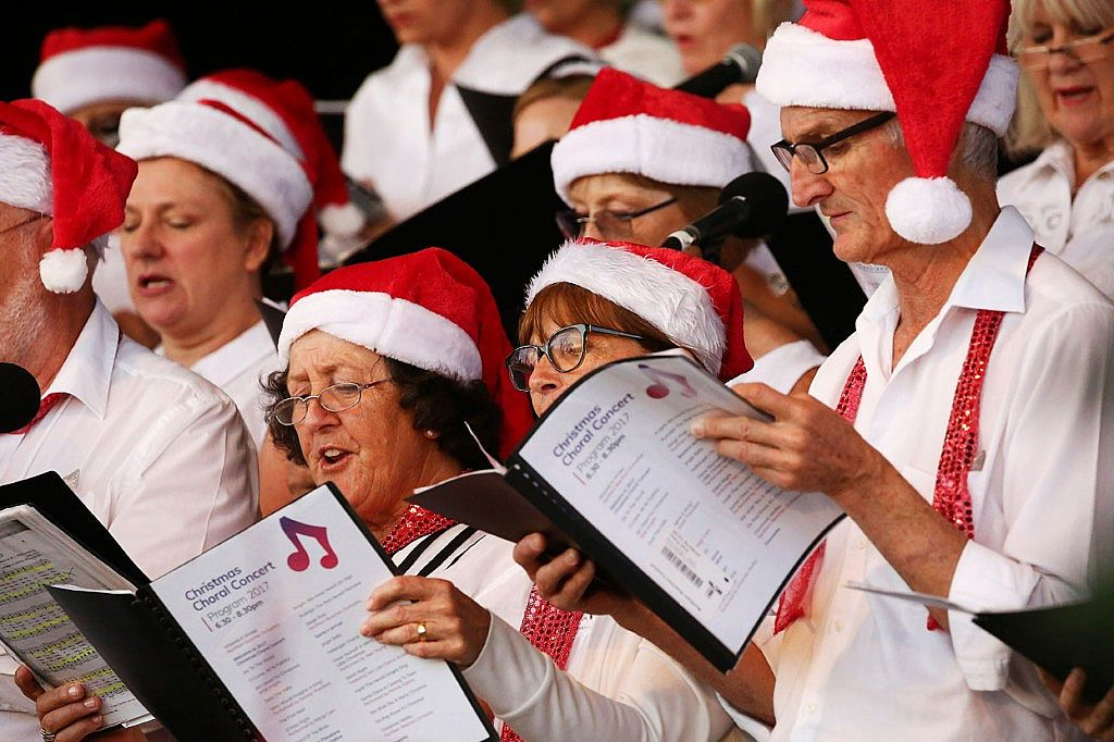 Jingle All The Way to Manly Oval for the Christmas Choral Concert