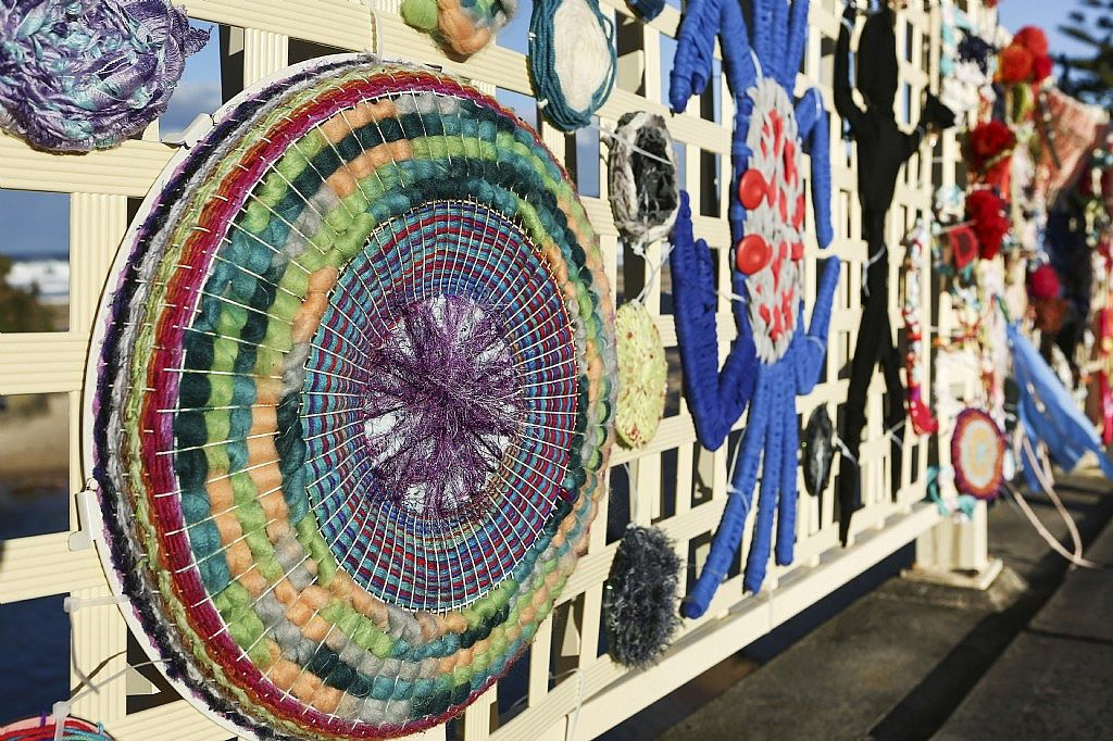 Weaving Bridges Showcased at Queenscliff