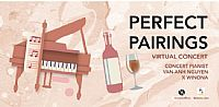 Perfect Pairings Virtual Wine Concert - Van-Anh Nguyen X Winona