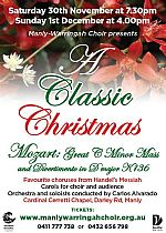 Manly-Warringah Choir - A Classic Christmas