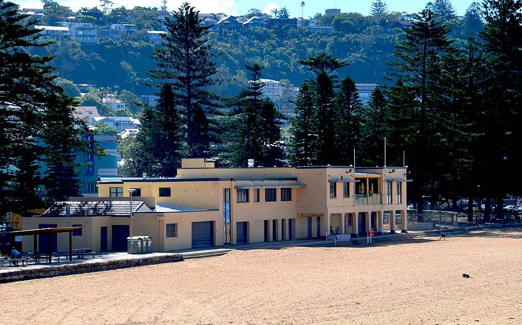 Works to Improve Local Surf Lifesaving Clubs