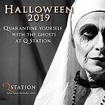 Quarantine yourself with the paranormal this Halloween!