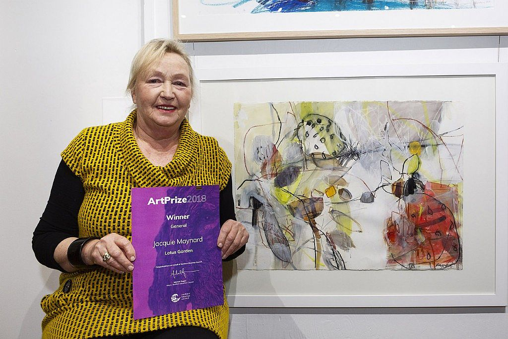 Northern Beaches Art Prize 2018 Winners Announced