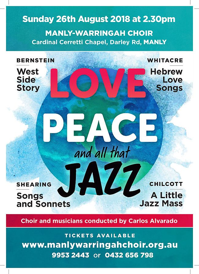 Love, Peace and All That Jazz