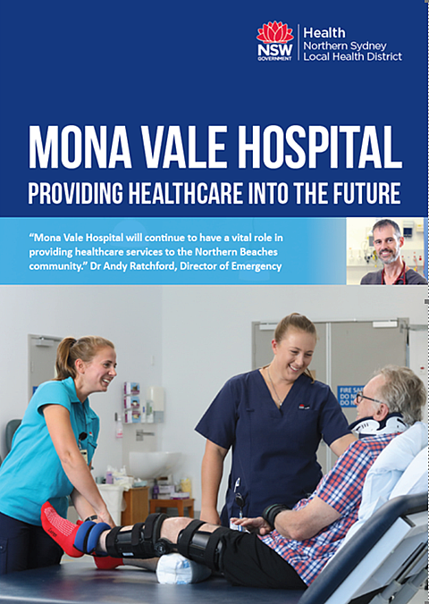 Important Community Update – Changes to Health Services on The Northern Beaches