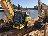 Council to Begin Narrabeen Lagoon Entrance Sand Removal Works