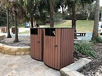 Solar Powered Smart Bins Rolled Out at Shelly Beach
