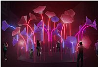 Let Their Imaginations Run Wild at Family-Friendly Vivid Sydney at Chatswood 2019