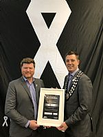 Northern Beaches Council proud to be an accredited White Ribbon workplace
