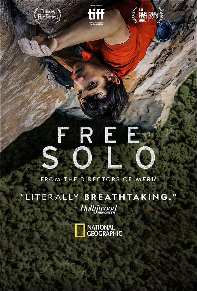 Free Solo Is Here!!!