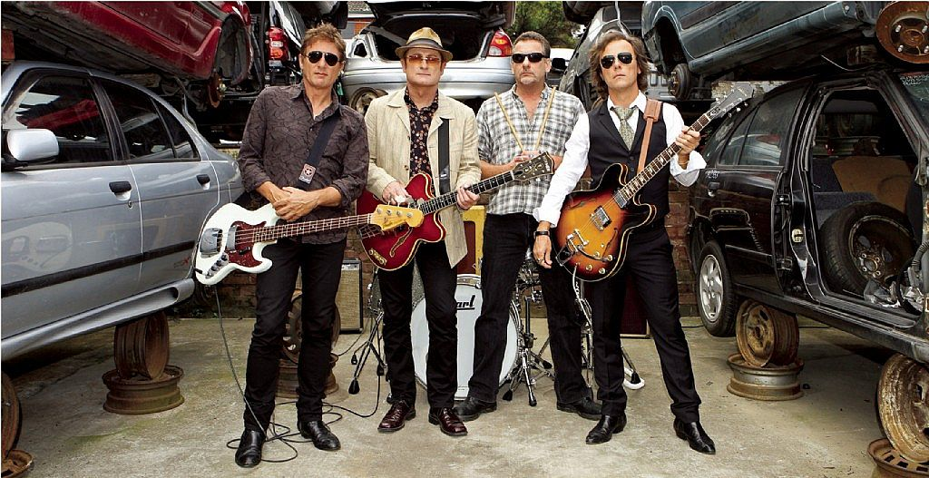 Hoodoo Gurus to Set the Scene at New Harbord Diggers