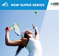 Tennis NSW Launches New Tournament Series in Partnership with Universal Tennis Rating