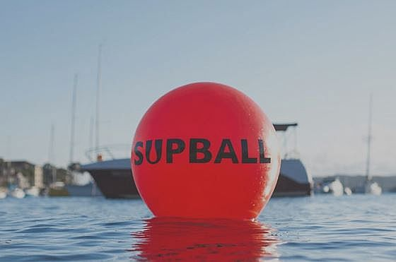 Join Manly Kayak Centre's SUPBALL's League this Winter