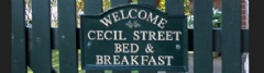 Cecil Street Bed and Breakfast