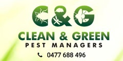 Clean & Green Pest Management