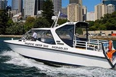 Water Taxi - Tours - Weddings