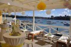 Waterfront Venue Hire!