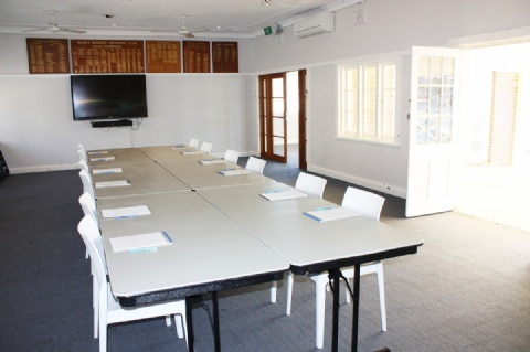 Corporate meeting venue