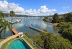 Pool and Pittwater View