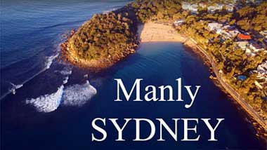 Manly and Manly Beach Australia Video