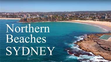 Northern Beaches Australia Video